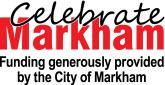 celebrate markham logo