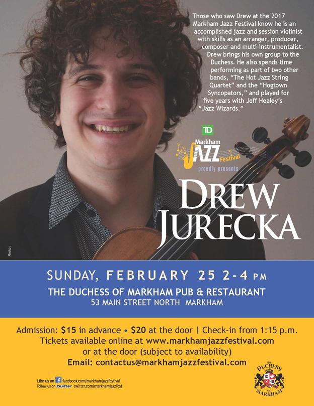 Drew Jurecka - February 25, 2018
